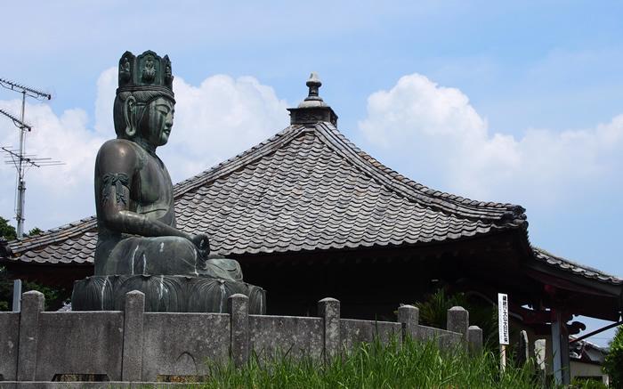 第十一番 高平山 遍照寺内観音寺