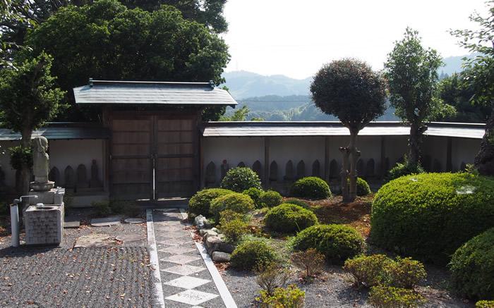 第二十二番 天王山 観泉寺内長福寺