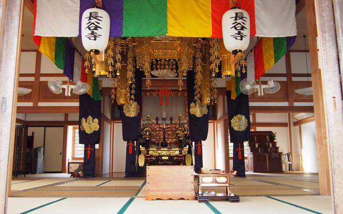 第三番東陽山長谷寺
