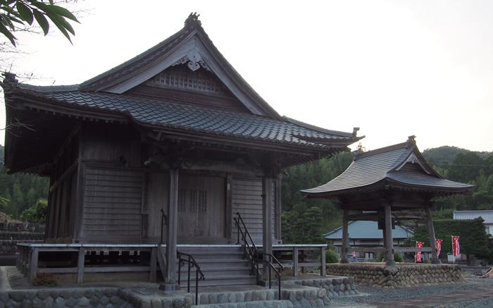 第三十二番 如意輪山 今瀧寺