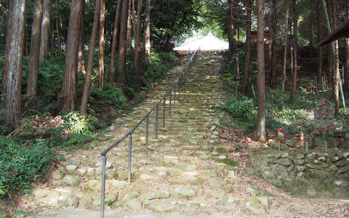第六番篠谷山 岩松寺