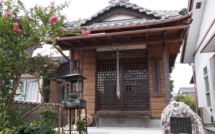 第八番月見山観正寺
