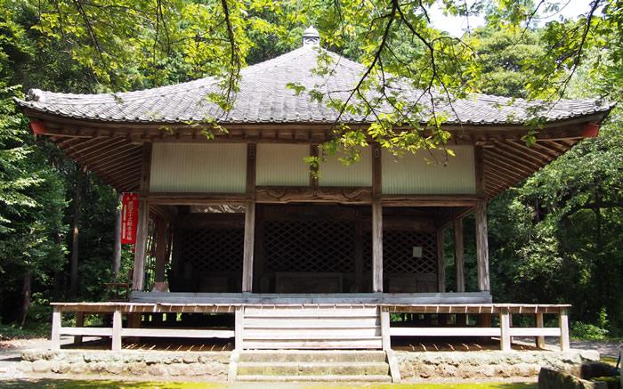 第九番岩室山清瀧寺